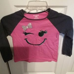 Little girls 5T shirt